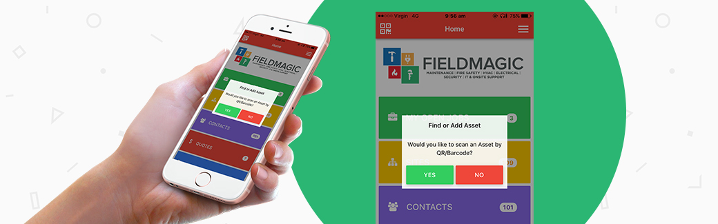 Mobile Field Technician App